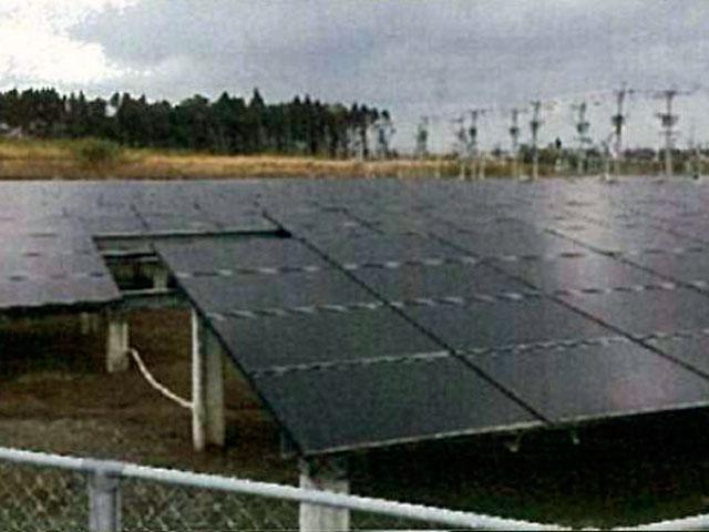 太陽光発電事業トップ